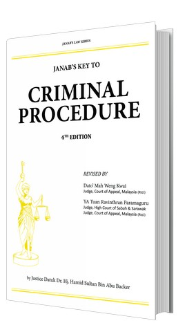 Criminal Procedure – 4th Edition